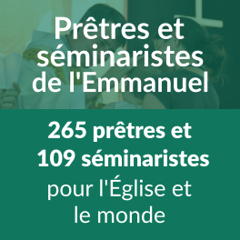 Don ISF Prêtres et séminaristes de l'Emmanuel