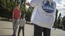 Soutenir la famille et encourager les enfants Don IFI Le Rocher